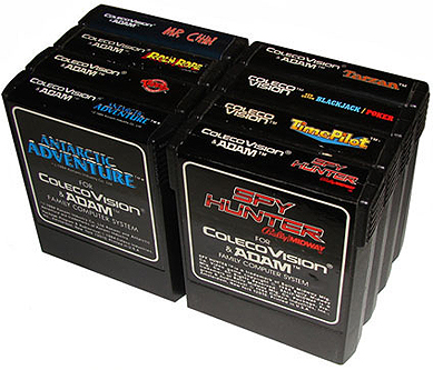 ColecoVision Cartridges...