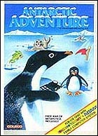 Antarctic Adventure Box, Front © ColecoVision.dk