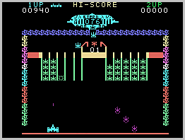 Astro Invader © ColecoVision.dk