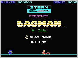 Bagman for ColecoVision...