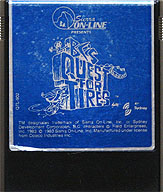 BC's Quest For Tires Cartridge, Front © ColecoVision.dk