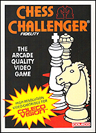 Chess Challenger Box, Front © ColecoVision.dk
