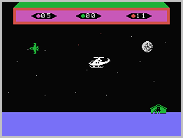 Choplifter © ColecoVision.dk