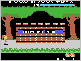 Cabbage Patch Kids © ColecoVision.dk