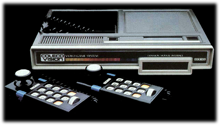 The first ColecoVision Prototype presented by: ColecoVision.dk