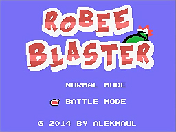 ColecoVision - Robee Blaster...