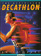 Decathlon Box, Front © ColecoVision.dk