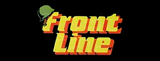 Front Line, Original or SCE Version © ColecoVision.dk