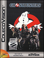 Ghostbusters Box, Front © ColecoVision.dk