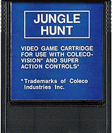 Telegames version of Jungle Hunt...