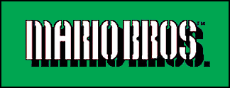 Mario Brothers, Green Edition D © ColecoVision.dk