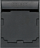 MTX Games Vol. 1 Cartridge, Back © ColecoVision.dk