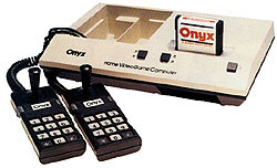 Onyx, the prototyped ColecoVision clone...