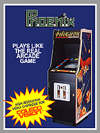 Faked Phoenix box by: colecovision.dk, August 2014, -Box do not exist for ColecoVision...