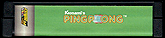 Ping Pong Cartridge, Top © ColecoVision.dk