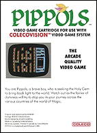 Pippols Box, Back © ColecoVision.dk
