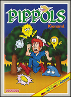 Pippols Box, Front © ColecoVision.dk