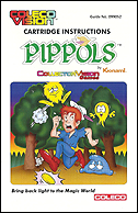 Pippols Manual, Front © ColecoVision.dk