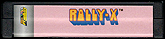 Rally-X Cartridge, Top © ColecoVision.dk