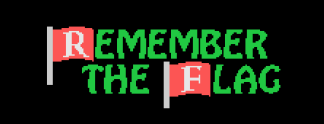 Remember The Flag © ColecoVision.dk
