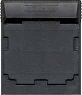 Roc 'n Rope Cartridge, Back © ColecoVision.dk