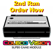 ColecoVision Super Game Module...