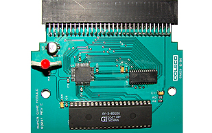 The Almost Final SGM PCB...