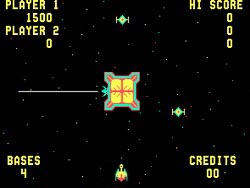 [Bally Midway.] -Space Zap For ColecoVision, -None Exist...