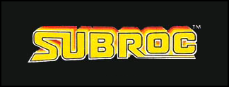 Subroc © ColecoVision.dk