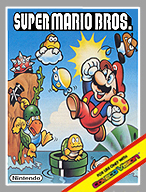 Faked Super Mario Bros. box by: colecovision.dk, december 2010, -do not exist for ColecoVision...