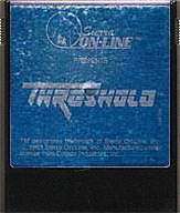 Threshold Cartridge, Front © ColecoVision.dk